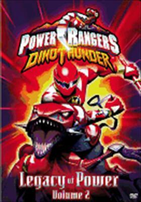 Power Rangers Dino Thunder Vol 2: Legacy of Power