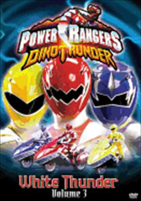 Power Rangers Dino Thunder Vol 3: White Thunder