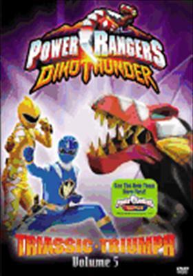 Power Rangers Dino Thunder Vol. 5: Triassic Triumph