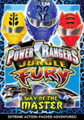 Power Rangers Jungle Fury: Way of the Master