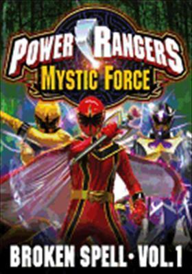 Power Rangers Mystic Force: Broken Spell Volume 1