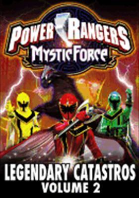 Power Rangers Mystic Force: Legendary Catastros Volume 2