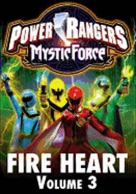 Power Rangers Mystic Force: Fire Heart Volume 3