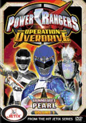 Power Rangers Operation Overdrive: Volume 1