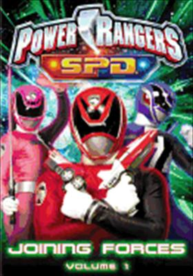 Power Rangers S.P.D. Vol. 1: Joining Forces