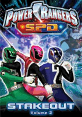 Power Rangers SPD Volume 2: Stakeout