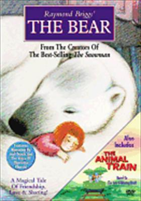 Raymond Briggs' the Bear / Animal Train