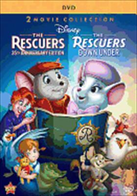 The Rescuers / The Rescuers: Down Under 0786936822786