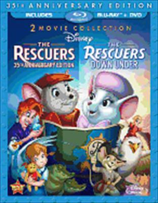 The Rescuers / The Rescuers
