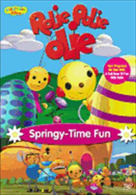 Rolie Polie Olie: Springy-Time Fun
