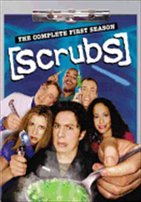 Scrubs: The Complete First Season 0786936273809