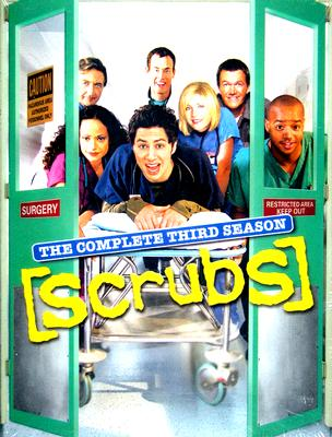 Scrubs: Season Three 0786936293456