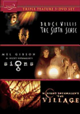 Signs / The Village / The Sixth Sense