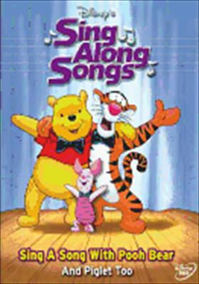 Sing Along: Sing a Song with Pooh Bear and Piglet Too