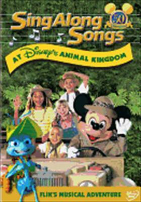 Sing Along Songs at Disney's Animal Kingdom: Flik's Musical Adventure