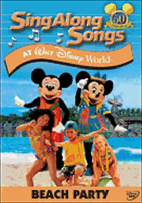 Sing Along Songs at Walt Disney World: Beach Party