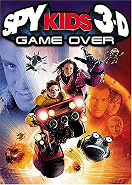 Spy Kids 3-D: Game Over 0786936230550