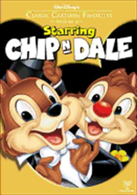 Starring Chip N Dale
