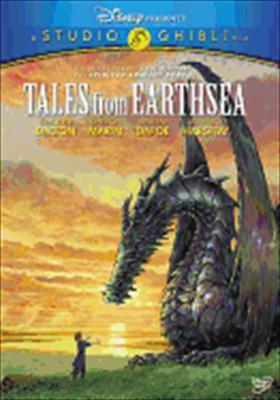 Tales from Earthsea 0786936809824