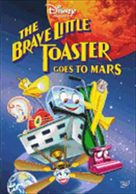 The Brave Little Toaster Goes to Mars 0786936217667