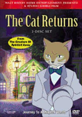 The Cat Returns 0786936268836