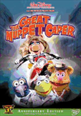 The Great Muppet Caper 0786936287820