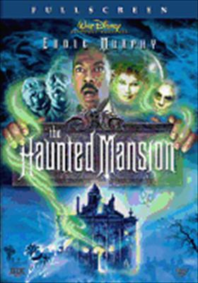 The Haunted Mansion 0786936226607