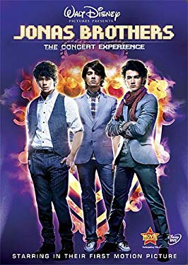 The Jonas Brothers: The 3D Concert Experience 0786936790825