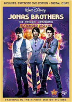 The Jonas Brothers: The 3D Concert Experience 0786936792218