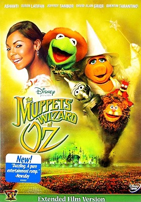 The Muppets' Wizard of Oz 0786936283051