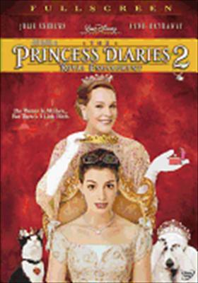 The Princess Diaries 2: Royal Engagement 0786936242645