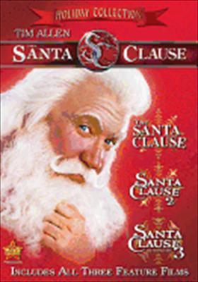 The Santa Clause 1-3