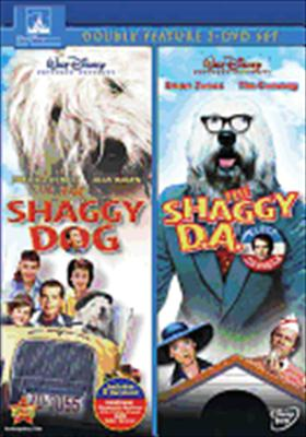 The Shaggy D.A. / The Shaggy Dog