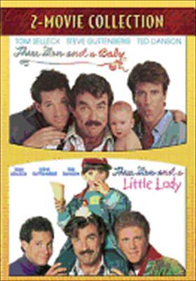 Three Men & a Baby / Three Men & a Little Lady