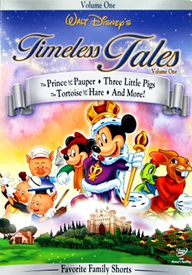 Timeless Tales: Volume One