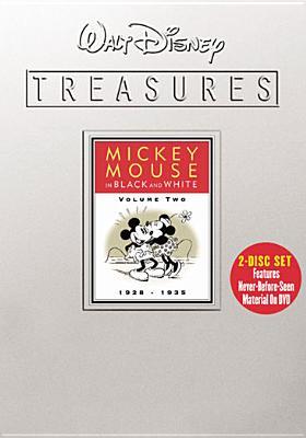 Walt Disney Treasures: Mickey Mouse in Black &White Volume 2