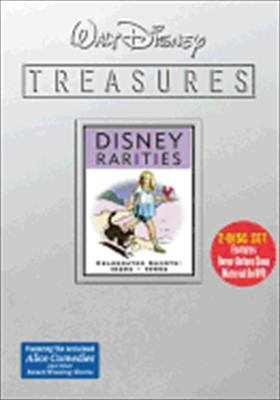 Walt Disney Treasures: Disney Rarities Celebrated Shorts 1920s-1960s