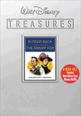 Walt Disney Treasures: Elfego Baca & the Swamp Fox - Legendary Heroes