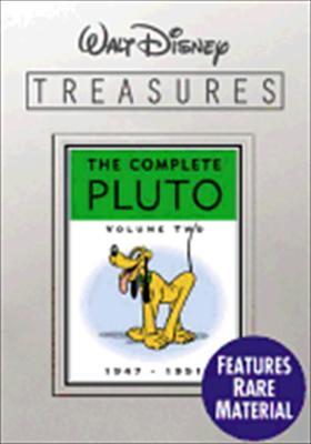 Walt Disney Treasures: Complete Pluto Volume 2