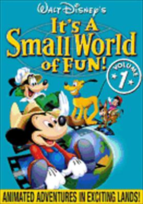 Walt Disney's It's a Small World of Fun: Volume 1