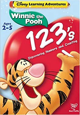 Winnie the Pooh: 123s - Discovering Numbers and Counting