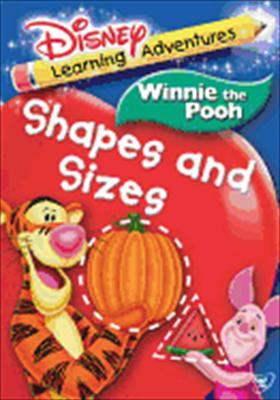 Winnie the Pooh: Shapes & Sizes 0786936289619