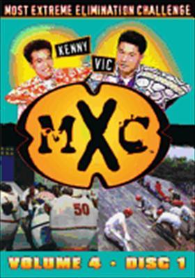 MXC: Most Extreme Elimination Challenge Season 4, Disc 1