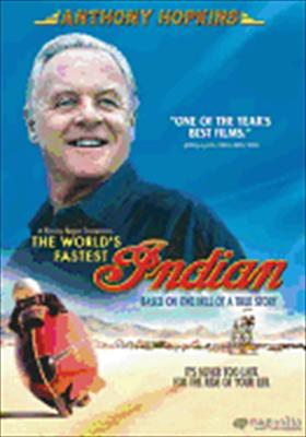 The World's Fastest Indian 0876964000260