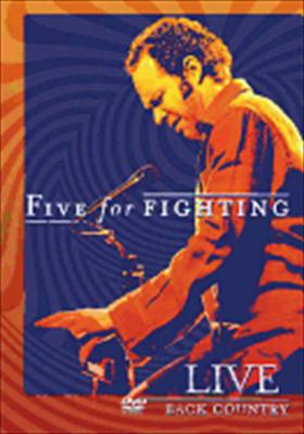 Five for Fighting: Back Country Live