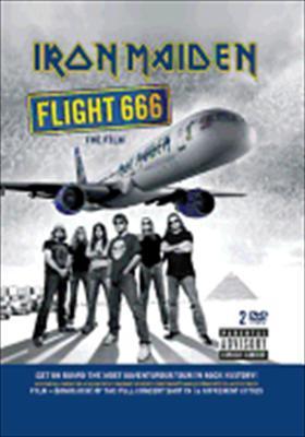 Iron Maiden: Flight 666, the Film