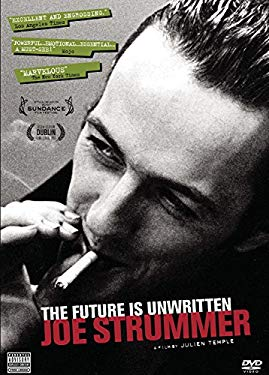Joe Strummer: The Future Is Unwritten 0886973178492