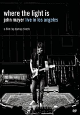 John Mayer: Where the Light Is 0886972272795