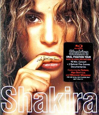 Shakira: Oral Fixation Volumes 1 & 2
