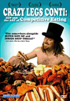 Crazy Legs Conti: Zen & the Art of Competitive Eating